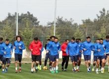 Antalyaspor, Sivasspor maçının hazırlıklarını sürdürdü