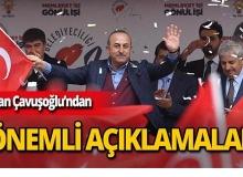 Bakan Çavuşoğlu'ndan tanzim açıklaması!