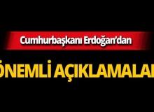 Cumhurbaşkanı Erdoğan'dan Yaşlılık Şurası'nda önemli açıklamalar