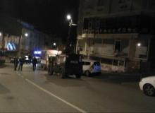 Gaziosmanpaşa'da bir mobilya dükkanında EYP patlatıldı