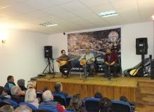 Kaş'ta halk sanatçıları buluştu