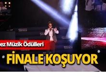 Kepez Müzik Ödülleri'nde yarı final heyecanı