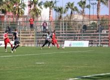 Kepez'in Altın Kramponları 3-0 galip