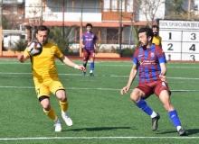 Lider Aliağaspor, 3 puanı 3 golle aldı