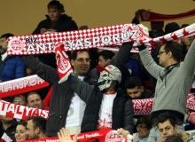 Spor Toto Süper Lig: Antalyaspor: 0 - Başakşehir: 0