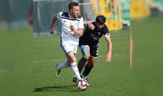 TFF 2. Lig Kırmızı Grup: Manisa BBSK: 0- Etimesgut Belediyespor: 3