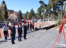 Akseki'de 18 Mart Şehitleri Anma Günü için tören düzenlendi