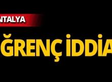 Antalya'da iğrenç iddia! Cezası belli oldu