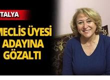 Antalya siyasetinde şok! Meclis üyesi adayı gözaltına alındı
