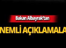 """Bakan Albayrak: """"Türkiye yine birilerini şaşırtmaya devam edecek"""""""