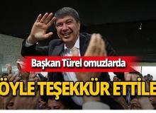 Başkan Türel'den işçilere müjde!