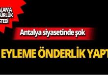 CHP'nin Kepez listesindeki aday Öcalan'a özgürlük istemiş!