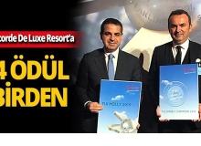 Concorde De Luxe Resort Hotel'e ödül yağmuru!