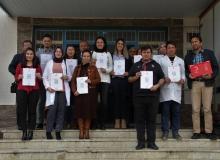 Eğitimci ve velilerden kan ve kök hücre bağışına büyük destek