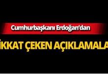 """Erdoğan: """"Aldığımız tazminatlardan artık bıktık"""""""