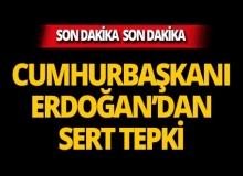 Erdoğan'dan Trump'ın açıklamasına sert tepki!