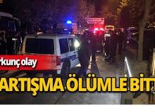 Kadın polis nişanlısını vurup intihar etti!