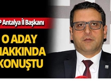 Öcalan'a özgürlük isteyen aday hakkında flaş açıklama!