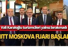 Vali Karaloğlu'ndan turizmcilere destek!