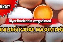 Yumurta ölüme davetiye mi çıkarıyor?
