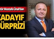Akdeniz Üniversitesi Rektörü'nden öğrencilere kadayıf daveti!