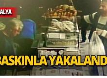 Antalya'da sadaka kutularına dadanmıştı, yakalandı!