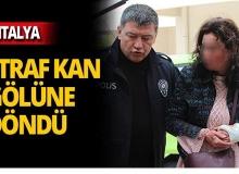 Antalya'da tartıştığı adamı bıçakladı iddiası ortalığı karıştırdı!