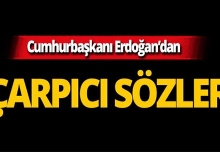 Cumhurbaşkanı Erdoğan'dan Fransa'ya soykırım cevabı!