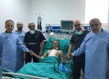Yavru vatan Kıbrıs'ta ilk canlı kalp nakli gerçekleştirildi