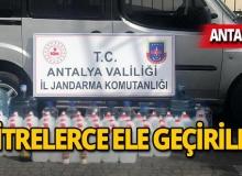 Antalya'da iki operasyon birden: Kıskıvrak yakalandılar!