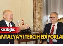 Antalya'da İngiliz turist sayısında yüzde 48'lik artış!