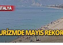 Antalya'ya akın ettiler!