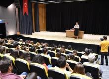 Konyaaltı Belediyesi'nden YKS semineri