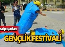 Muratpaşa'dan Gençlik Festivali