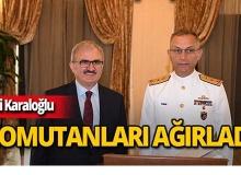 TCG Sancaktar ve TCG Gediz Antalya'da ziyaretçilerini bekliyor!