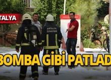 Antalya'da bomba gibi patladı!