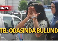 Antalya'da o kadınlara gözaltı!