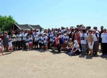 Antalya'da Caretta Carettaların ilk yuva etkinliği