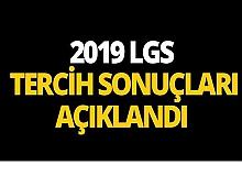 2019 LGS birinci yerleştirme sonuçları açıklandı