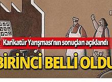 Antalya OSB Karikatür Yarışması'nın kazananları belli oldu