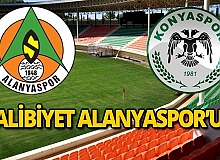 Galibiyet Alanyaspor'un!