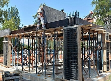 Yaşlı Evi'nin inşaatına başlandı