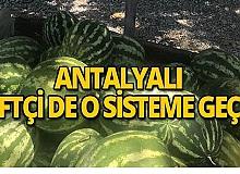 Antalya, 'ürünü al, parayı kutuya at' uygulamasına geçti