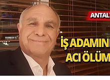 MHP'li eski meclis üyesinin kahreden ölümü!