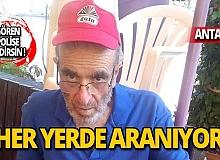 Parkinson hastası yaşlı adam 10 gündür kayıp!