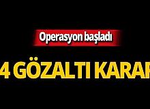 74 muvazzaf askere gözaltı kararı!