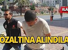 Alanya'da ele geçirildi, 3 kişi gözaltına alındı!