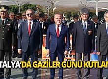 Antalya'da anlamlı tören