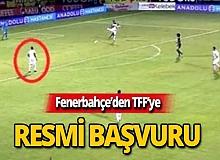 Fenerbahçe'den TFF'ye Alanyaspor maçı için resmi başvuru