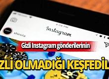 Gizli Instagram gönderileri aslında gizli değil mi?